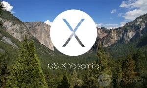 Mac OSX 10.10